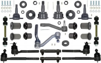 1967 Camaro Monster Front Suspension Kit w/Manual Steering  Imported
