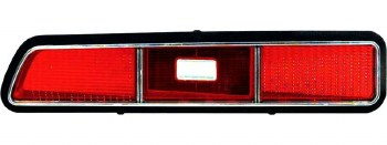 1969 Camaro Standard Taillight Or Tail Lamp Lens LH OE Quality GM# 5961567