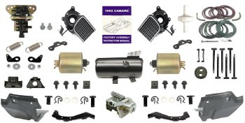 1968 Camaro Rally Sport Conversion Kit  Basic Version w/Chrome Headlight Doors
