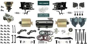 1969 Camaro Rally Sport Conversion Kit  Basic Version