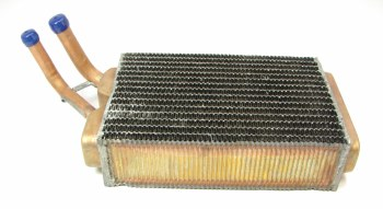 1969-72 Chevelle & GTO Heater Core OE Quality Copper & Brass Without AC