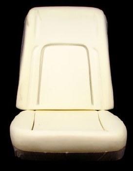 1968 Camaro Deluxe Interior Bucket Seat Foam Kit Pair