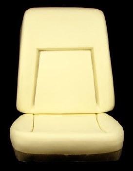 1969 Camaro Deluxe Interior Bucket Seat Foam Kit Pair