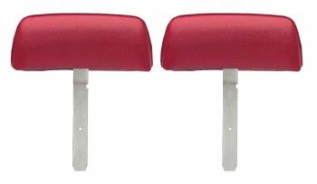 Bucket Seat Headrests
