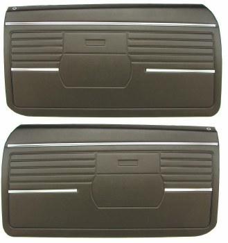 68 Standard Door Panels PED
