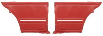 67 Standard Rear Panels PED