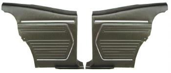 69 Standard Rear Panels PED