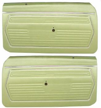 69 Standard Door Panels PAD