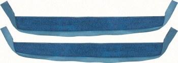 1967 Camaro & Firebird Deluxe Door Panel Carpet OE Quality!  Bright Blue