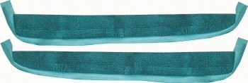 1968 Camaro & Firebird Deluxe Door Panel Carpet OE Quality!  Aqua