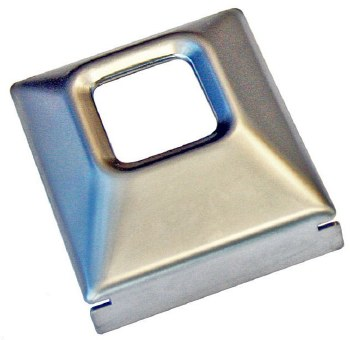 68 69  Camaro & Firebird Deluxe Interior Seatbelt Polish Large Style Cover
