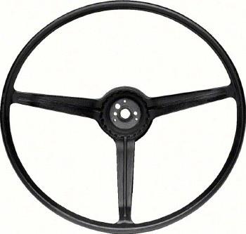 1967 1968 Camaro Standard Steering Wheel Assembly  Original GM# 9745977
