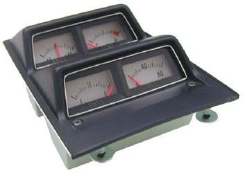 1968-1969 Console Gauges
