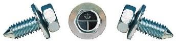 67 68 69 Camaro & Firebird Horn Mounting Bolts w/Serrated Washers Pr GM 3853846