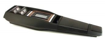 1968 Camaro Console & Gauges Assembled w/T-350 & T-400 Trans OE Quality! Black