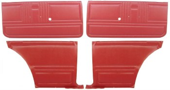 67 Coupe Door Panel Kit BASIC