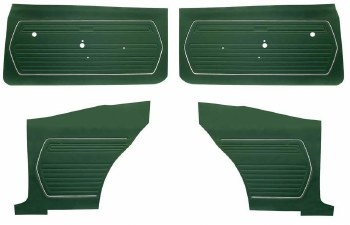 69 Coupe Door Panel Kit BASIC