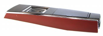 1967 Camaro Console Assembled w/T-400 Trans  OE Quality!  Red