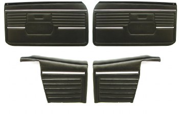 68 Conv Door Panel Kit PAD