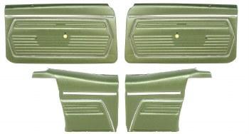 69 Conv Door Panel Kit PAD