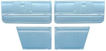 67 Conv Door Panel Kit PAD