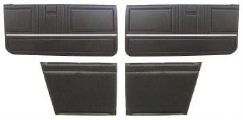 67 Conv Door Panel Kit PED OE