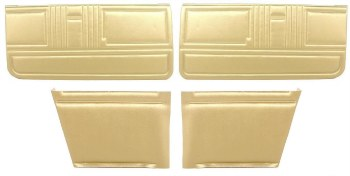 67 Conv Door Panel Kit BASIC