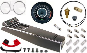 Tach/Console Gauge Kit 1967