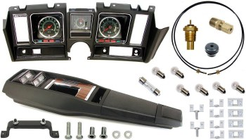 Tach/Console Gauge Kit 1969