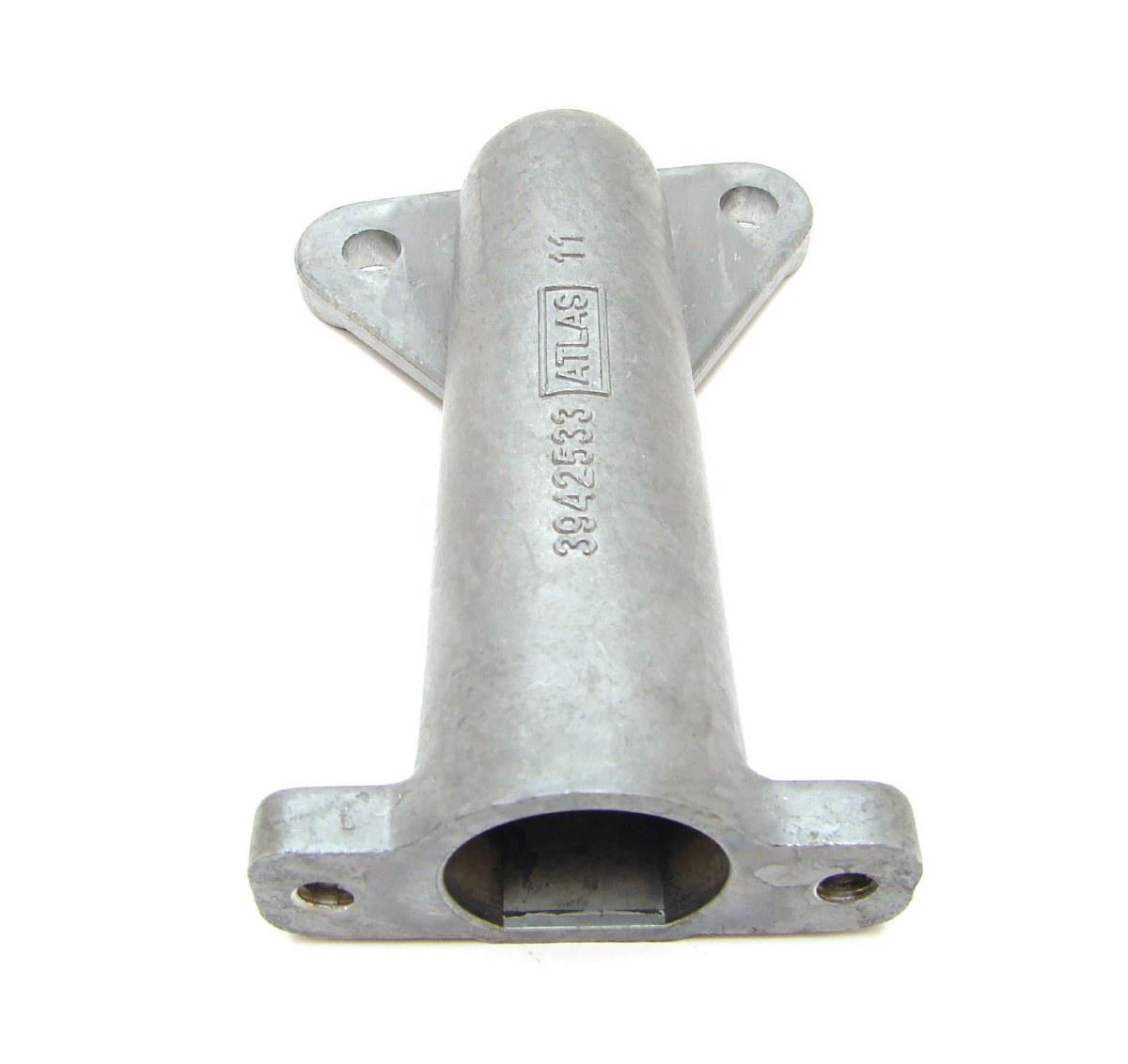 Diverter Valve Extension elbow Chevelle Camaro 302 350 396 427 Atlas 69 70 71