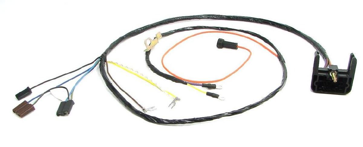1969 camaro engine wiring harness 8 cyl w console \u0026 gauges 1969 camaro factory fit dash harness