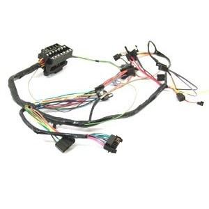 1967 camaro under dash wiring harness mt warning lights 1969 camaro factory fit dash harness
