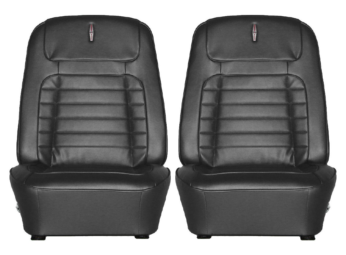 Astounding 1968 Camaro Deluxe Interior Bucket Seat Covers Black 1967 Onthecornerstone Fun Painted Chair Ideas Images Onthecornerstoneorg