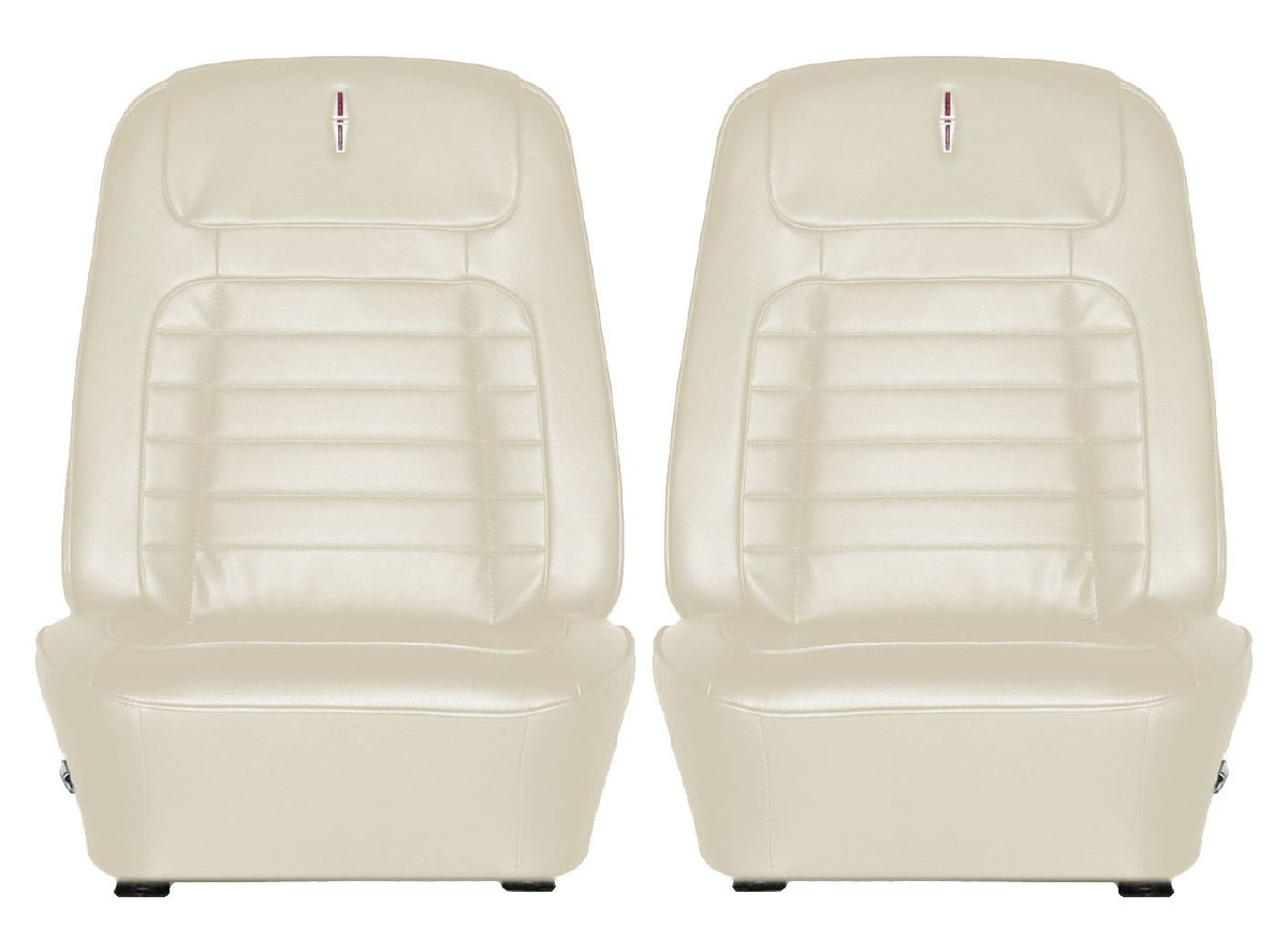 Incredible 1968 Camaro Deluxe Interior Bucket Seat Covers Pearl Onthecornerstone Fun Painted Chair Ideas Images Onthecornerstoneorg