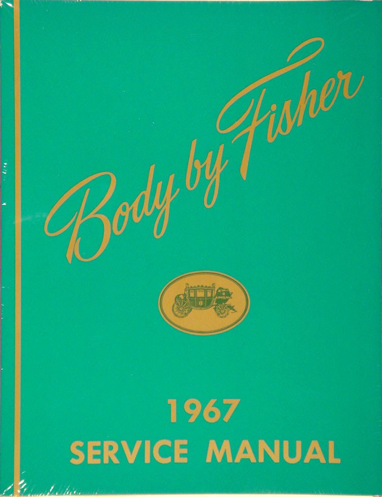 camaro fisher body service manual 1967 1967  1968  1969 camaro parts nos  rare  reproduction Fisher Body Assembly Line Fisher Body Logo