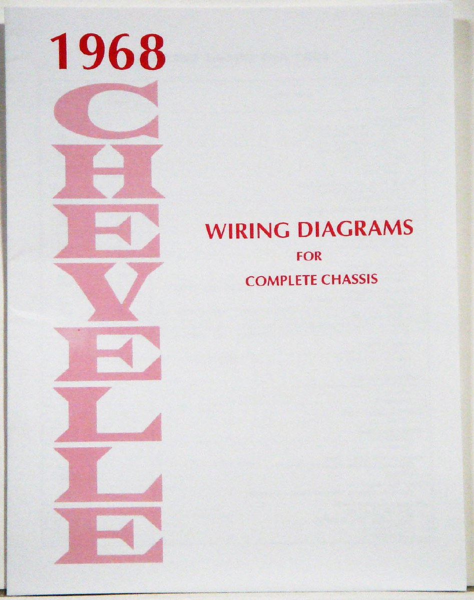 Wiring Diagrams For 68 Chevelle Wiring Diagram View A View A Zaafran It