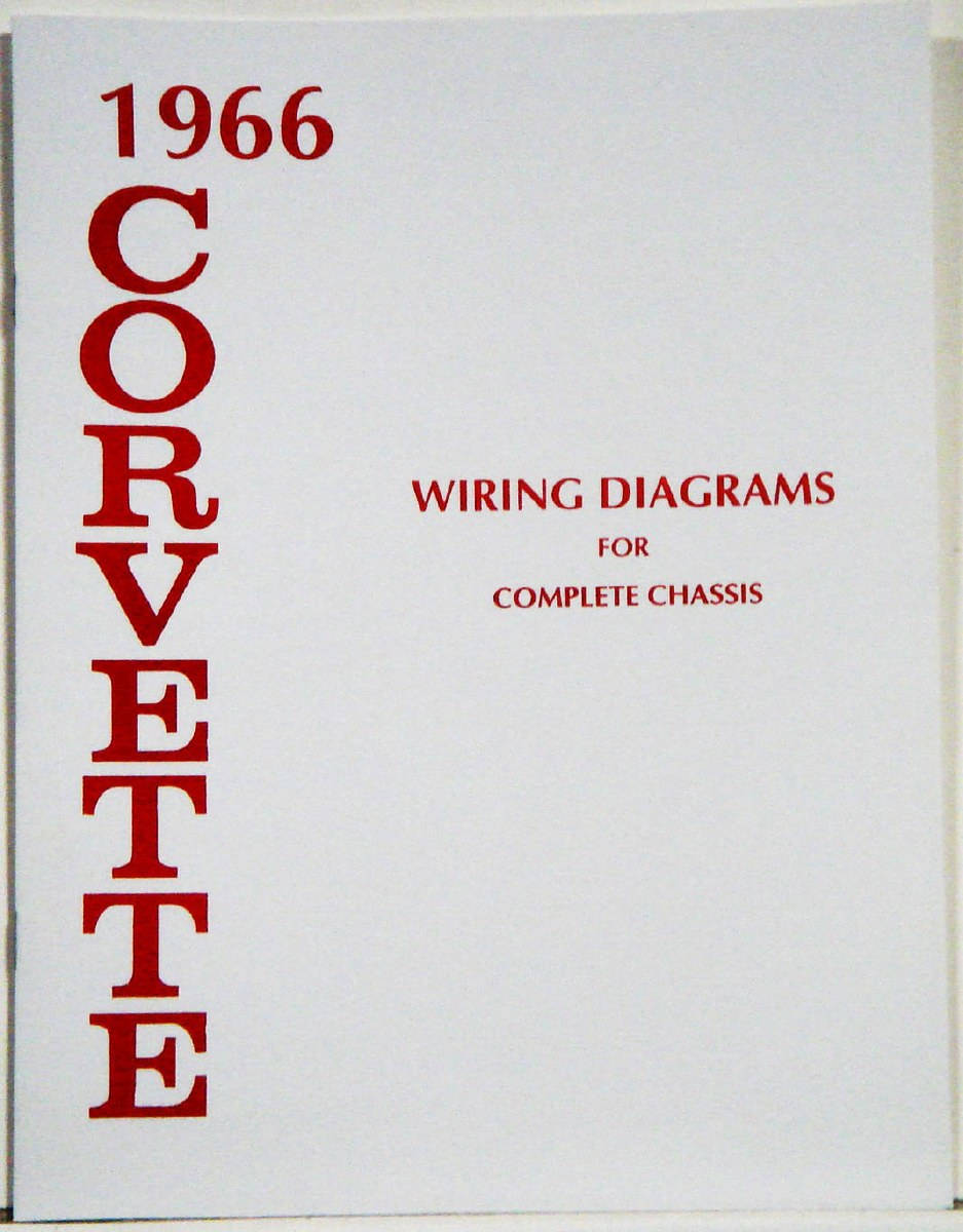 [SCHEMATICS_48IS]  1966 Corvette Factory Wiring Diagram Manual - 1967, 1968, 1969 Camaro Parts  - NOS, Rare, Reproduction Camaro Parts for your Restoration | 1966 Corvette Wiring Diagram |  | Heartbeat City Camaro