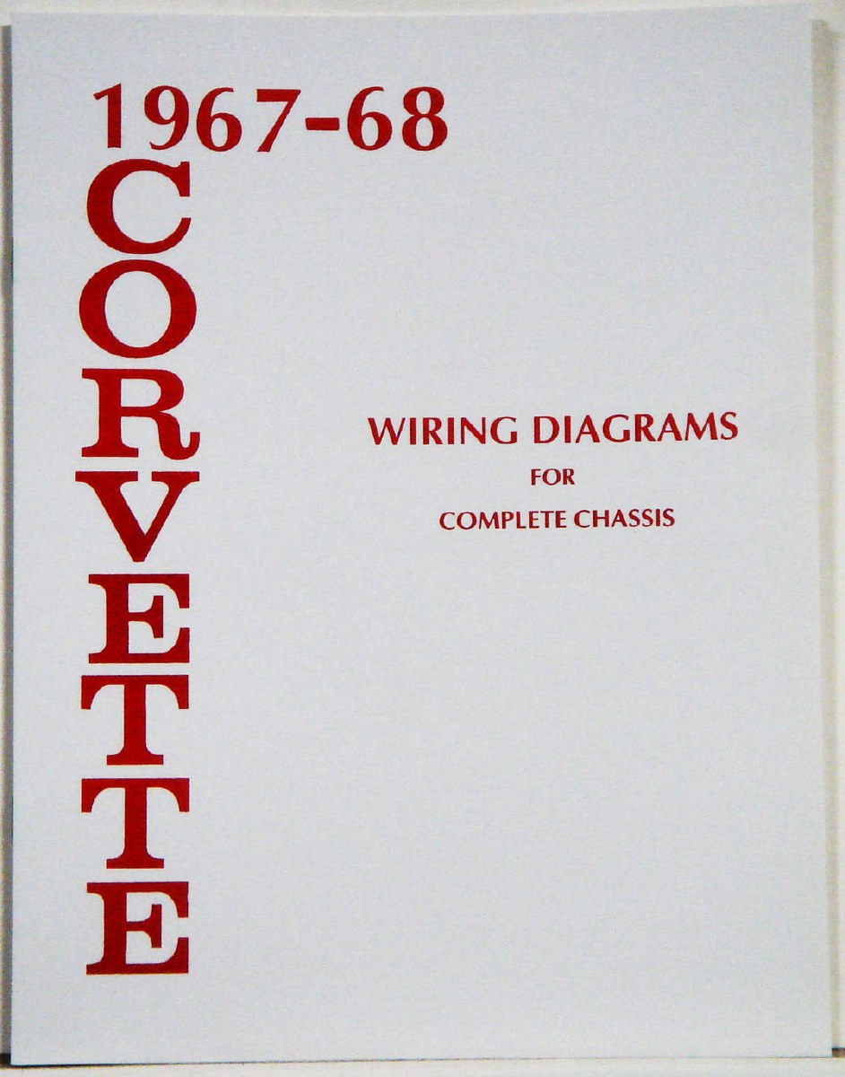 67-68 corvette factory wiring diagram manual - 1967, 1968, 1969 camaro  parts - nos, rare, reproduction camaro parts for your restoration  heartbeat city camaro