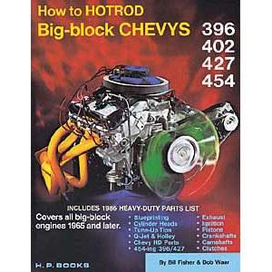 Chevrolet Hi-Perf Engines