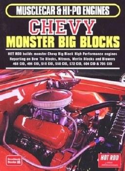 1967-1981 Camaro Chevelle Nova Full Size  Chevrolet Monster Big Blocks