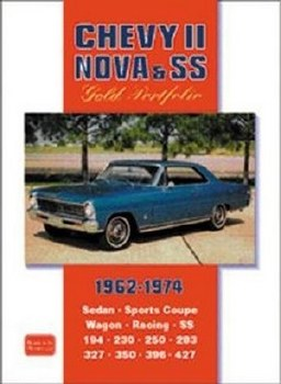 Nova Restoration Books