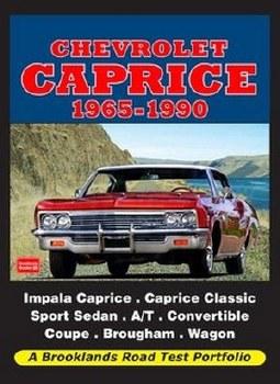 Impala Restoration Books