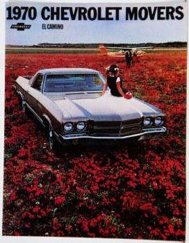 El Camino Sales brochures