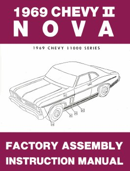 Nova Assembly Manuals