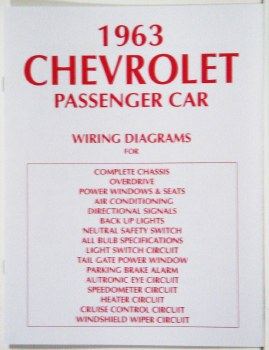 Impala Wiring Diagrams