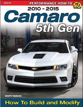 Camaro Books 2003-2018