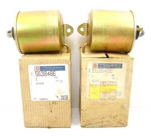 68 69 Camaro NOS RS Headlight Actuators Original GM Part# 5638486  Pair