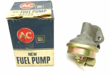 67 68 69 Camaro Chevelle Nova NOS SB Fuel Pump GM Part# 6470422 & 6416886