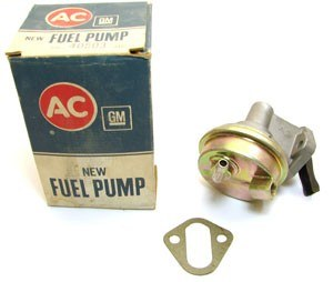 67 68 69 Camaro Chevelle Nova Full Size NOS 327 350 Fuel Pump GM Part# 6416712