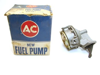 1969 Camaro NOS 427 ZL-1 Fuel Pump Original GM Part# 6415748